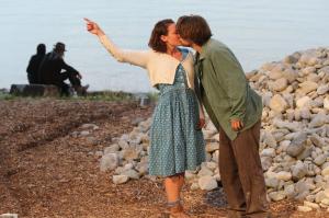 Ein Kuss zwischen Verliebten. (Bild: Mario Gaccioli)