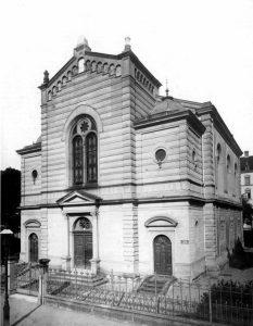 Die 1883 erbaute Konstanzer Synagoge.(Bilder: zvg)