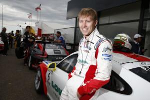 Rennfahrer Philipp Frommenwiler. (Bild: zvg)