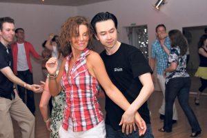Tanzen macht Spass und hält fit! (Bild: zvg)