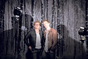 Das charismatische Blues-Trash-Duo «WolfWolf» spielt am Freitag.  (Bild: zvg)