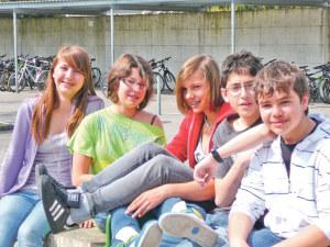 Schülerinnen und Schüler. (Bild: archiv)