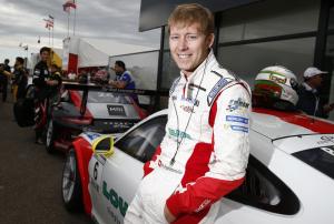 Philipp Frommenwiler blickt zuversichtlich nach Monza. (Bild: Porsche)