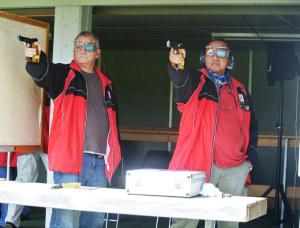 Pistolenwettkampf 25 Meter.  (Bild: zvg)