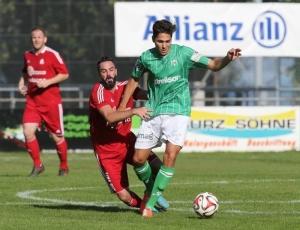 Dem FCK gelang der Siegtreffer in der 91. Minute. (Bild: Gaccioli)