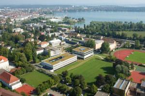 Lokal und International: Im Raum Kreuzlingen/Konstanz sind rund 2400 Studierende in Lehramtsstudiengängen immatrikuliert. (Bild: zvg)