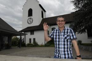 Kirchenpräsident Mathias Fischbacher aus Berg: «Mit dem richtigen Teamwork kann man eine Gemeinde aufblühen lassen.» (Bild: zvg)