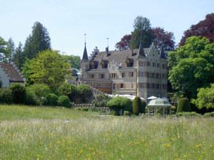 Das Schloss Seeburg. (Bild: zvg)