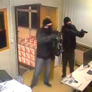 Die Täter bedrohten die Angestellten mit Feuerwaffen (Bild: Kapo TG)