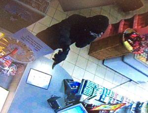 Bildlegende: Der Täter war mit einem Messer bewaffnet. (Bild: Kantonspolizei Thurgau)