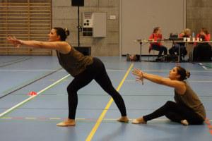 Noemi Amrhein und Claudia Bitzer. (Bild: zvg)