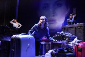 Auf der Bühne stehen Sophie Nawara, Wolfgang Erkwoh (l.), Vincent Heppner und Andreas Kohl (nicht auf dem Bild). (Bild: zvg)