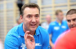 Trainer Andy Dittert stellte seine Mannschaft gut auf den Gegner ein. (Bild: GACCIOLI KREUZLINGEN)