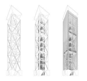 Eine moderne Konstruktion: Der Napoleonturm. (Bild: zvg)