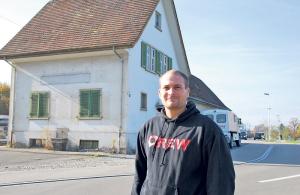 Manuel Miller will den Bahnhof Bernrain von der Stadt Kreuzlingen im Baurecht übernehmen. Das letzte Wort dazu hat der Gemeinderat. (Bild: Thomas Martens)