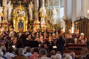 Der Oratorienchor Kreuzlingen. (Bild: zvg)