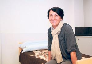 Marina Bruggmann, Leiterin Koordination im Hospizdienst Thurgau. (Bild: ek)