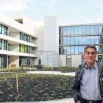 Carl Ruch, Präsident des Alterszentrums Kreuzlingen, freut sich, dass die Arbeiten im AZK jetzt weiter gehen. (Bild: ek)