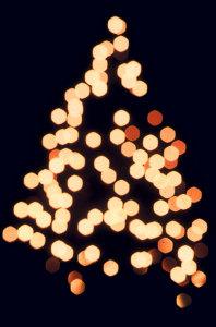 Weihnachtliche Stimmung in Wäldi. (Bild: Rolf Jürgen)
