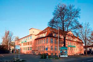 Die Wilingua Handelsschule befindet sich im Hafencenter. (Bild: zvg)