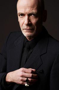 Ralf Beckord spielt Dracula, Foto Theater Konstanz. (Ilja Mess)
