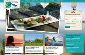 Screenshot der Homepage des Vereins. (Bild: sb)