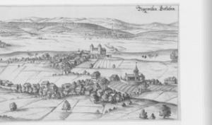 Tägerwilen im 15. Jahrhundert. (Bild: zvg)