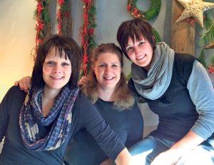 Das Floristica Team feiert in den Winter.(Bild: zvg)