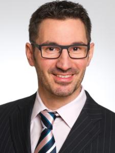 Daniel Lehmann - MAS in Real Estate Management. (Bild: zvg)