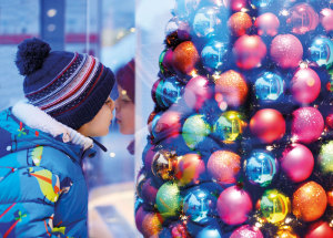 Vorweihnachtliches Einkaufserlebnis im Karussell Kreuzlingen.(Bild: zvg)