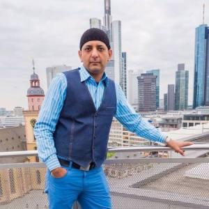 Shams Ul-Haq lebt in Frankfurt (D). (Bild: zvg)