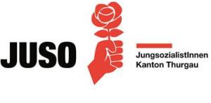 Logo der JUSO. (Bild: zvg)
