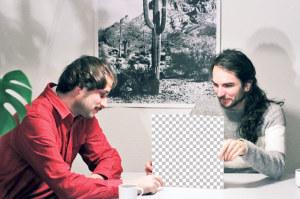 Niklaus Reichle (r.) und Ronny Hunger von?«La Suisse Primitive». (Bild: zvg)