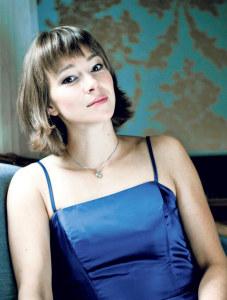 Miriam Feuersinger.(Bild: Brigitte Fässler)