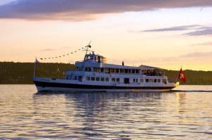 Für 30 Franken einen Tag lang auf dem See unterwegs. (Bild: SBS Schifffahrt AG)
