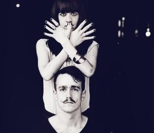 Eleni Zafiriadou und Daniel Benjamin. (Bild: zvg)