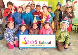 Die Kinder in Nepal freuen sich in die Schule gehen zu dürfen.(Bild: zvg)