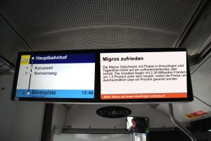 Sehen, was läuft: Auch über interessante Veranstaltungen informieren die News-Feeds der Kreuzlinger Zeitung. (Bild: sb)