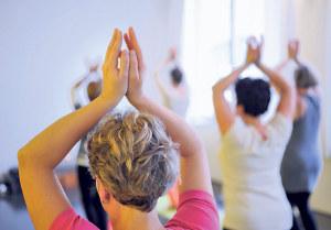 Innere Präsenz und Achtsamkeit ist das Ziel im Yoga.(Bild: zvg)