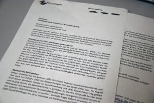 Dass alt Stadtrat Dörflinger der neue «Mitinvestor» ist, davon hatte der Stadtrat – siehe «Factsheet» – angeblich keine Kenntnis. (Bild: sb)