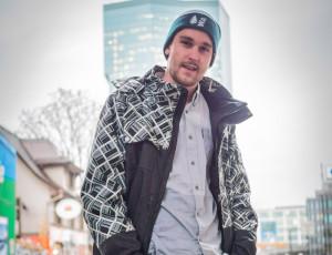 Rapper Janic Müller. (Bild: zvg)