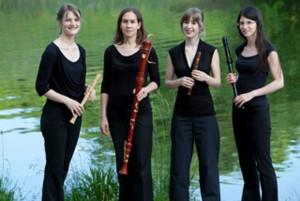 Das La Merula Quartett. (Bild: zvg)