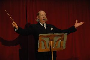 Rudolf Ruch als Kapellmeister. (Bild: zvg)