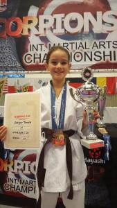 Tamara Satzinger 1.Platz