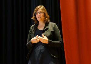 Daniela Tenger vom Gottlieb Duttweiler Institut (Bild: zvg)