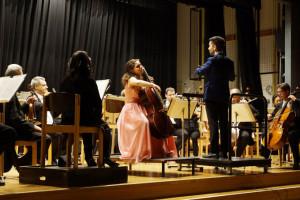 Die 23- jährige Cellistin Chiara Enderle. (Bild: zvg)