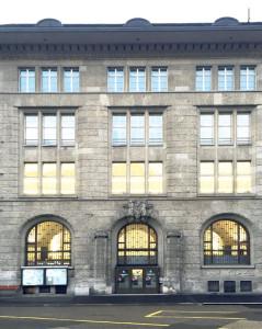 Die ehemalige Hauptpost in St.Gallen ist wegen ihrer Nutzungsflexibilität nachhaltig. (Bild: zvg