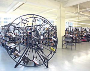 Heute ist hier die Kantonsbibliothek untergebracht. (Bild: zvg)