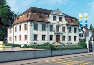 Auch das Museum Rosenegg trägt einen speziellen Namen.(Bild: zvg)