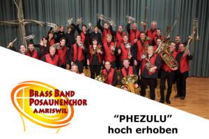 Die christliche Brass Band. (Bild: zvg)